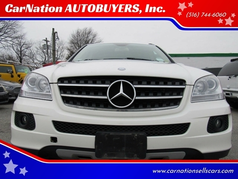 2007 Mercedes-Benz M-Class for sale at CarNation AUTOBUYERS, Inc. in Rockville Centre NY