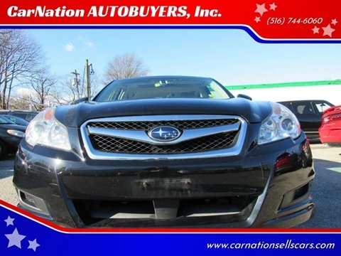 2011 Subaru Legacy for sale at CarNation AUTOBUYERS, Inc. in Rockville Centre NY