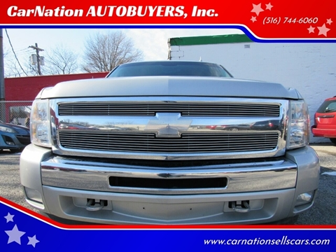 2010 Chevrolet Silverado 1500 for sale at CarNation AUTOBUYERS, Inc. in Rockville Centre NY