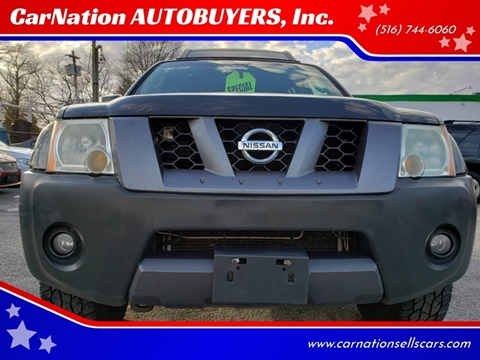 2008 Nissan Xterra for sale at CarNation AUTOBUYERS, Inc. in Rockville Centre NY