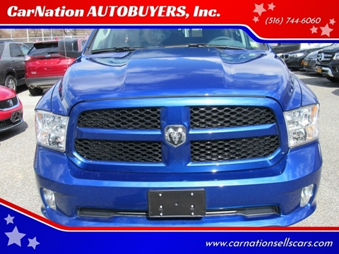 2018 RAM Ram Pickup 1500 for sale at CarNation AUTOBUYERS, Inc. in Rockville Centre NY