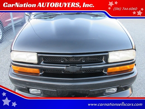 2000 Chevrolet S-10 for sale at CarNation AUTOBUYERS, Inc. in Rockville Centre NY