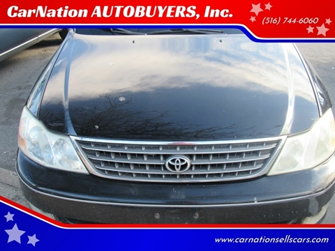 2004 Toyota Avalon for sale at CarNation AUTOBUYERS, Inc. in Rockville Centre NY