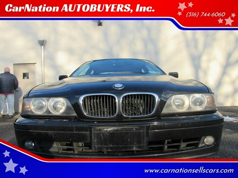 2002 BMW 5 Series for sale at CarNation AUTOBUYERS, Inc. in Rockville Centre NY