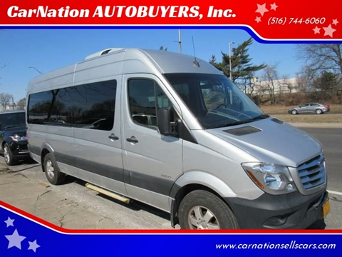 2015 Freightliner Sprinter Passenger for sale at CarNation AUTOBUYERS, Inc. in Rockville Centre NY
