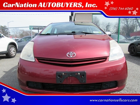 2004 Toyota Prius for sale at CarNation AUTOBUYERS, Inc. in Rockville Centre NY
