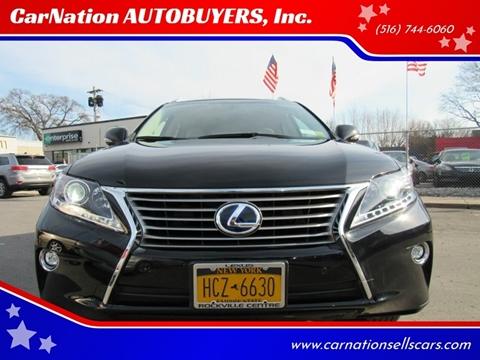 2015 Lexus RX 450h for sale at CarNation AUTOBUYERS, Inc. in Rockville Centre NY