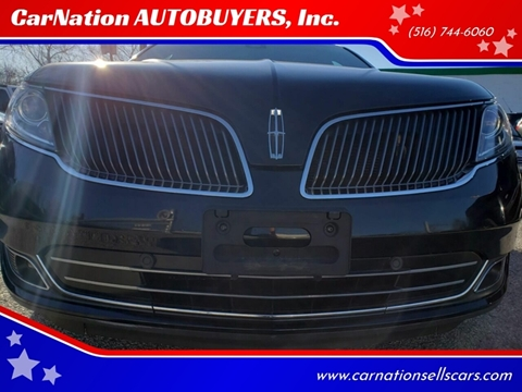 2015 Lincoln MKS for sale at CarNation AUTOBUYERS, Inc. in Rockville Centre NY