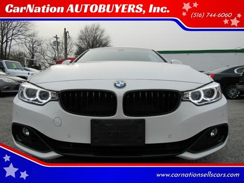 2016 BMW 4 Series for sale at CarNation AUTOBUYERS, Inc. in Rockville Centre NY