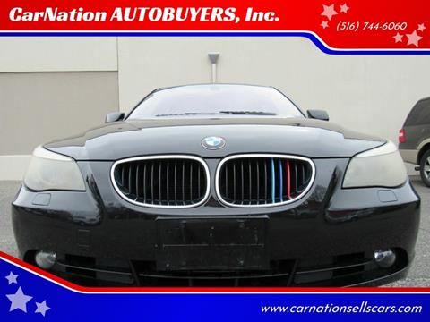 2006 BMW 5 Series for sale at CarNation AUTOBUYERS, Inc. in Rockville Centre NY