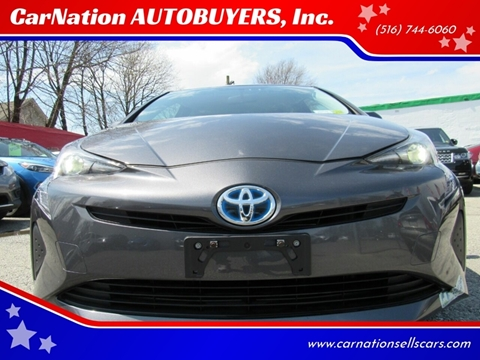 2016 Toyota Prius for sale at CarNation AUTOBUYERS, Inc. in Rockville Centre NY