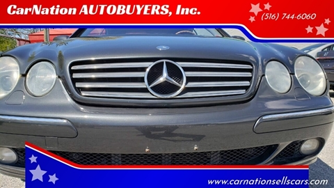 2001 Mercedes-Benz CL-Class for sale at CarNation AUTOBUYERS, Inc. in Rockville Centre NY