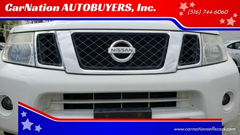 2010 Nissan Pathfinder for sale at CarNation AUTOBUYERS, Inc. in Rockville Centre NY