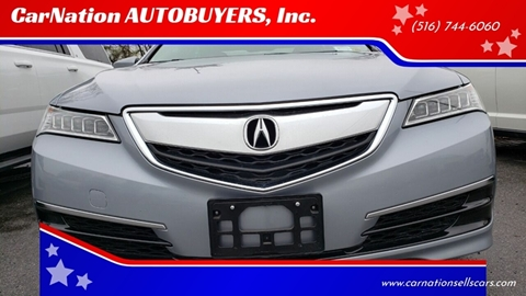 2016 Acura TLX for sale at CarNation AUTOBUYERS, Inc. in Rockville Centre NY
