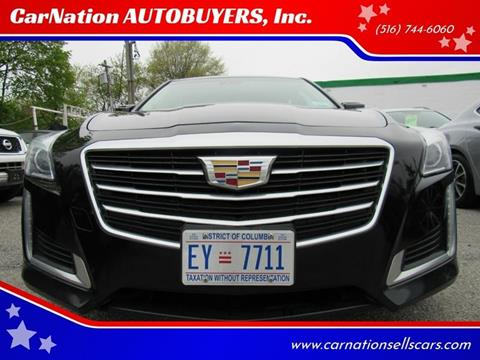 2015 Cadillac CTS for sale at CarNation AUTOBUYERS, Inc. in Rockville Centre NY