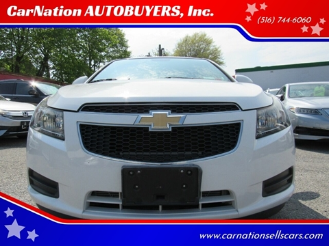 2014 Chevrolet Cruze for sale at CarNation AUTOBUYERS, Inc. in Rockville Centre NY
