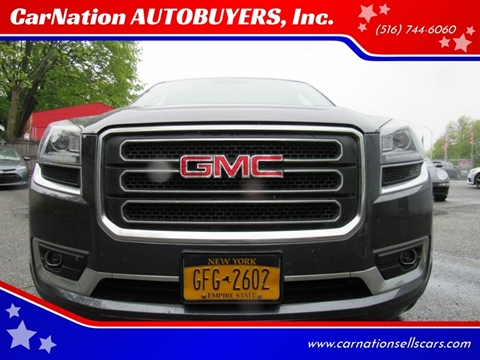 2014 GMC Acadia for sale at CarNation AUTOBUYERS, Inc. in Rockville Centre NY