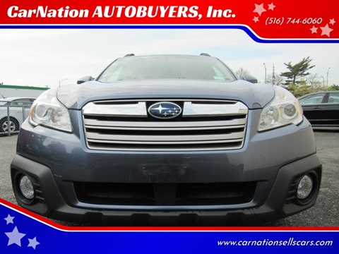2014 Subaru Outback for sale at CarNation AUTOBUYERS, Inc. in Rockville Centre NY