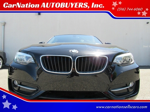2014 BMW 2 Series for sale at CarNation AUTOBUYERS, Inc. in Rockville Centre NY