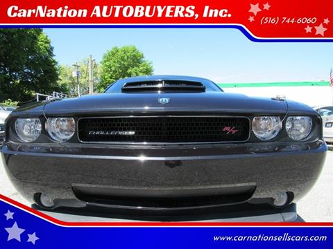 2010 Dodge Challenger for sale at CarNation AUTOBUYERS, Inc. in Rockville Centre NY