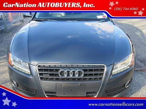 2010 Audi A5 for sale at CarNation AUTOBUYERS, Inc. in Rockville Centre NY