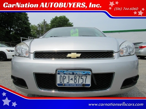 2013 Chevrolet Impala for sale at CarNation AUTOBUYERS, Inc. in Rockville Centre NY