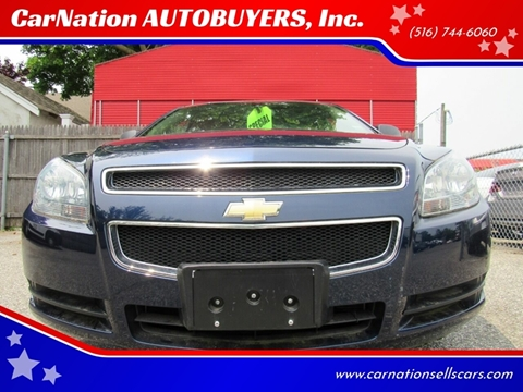 2010 Chevrolet Malibu for sale at CarNation AUTOBUYERS, Inc. in Rockville Centre NY