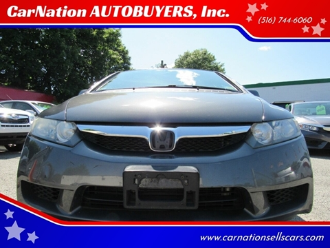 2011 Honda Civic for sale at CarNation AUTOBUYERS, Inc. in Rockville Centre NY