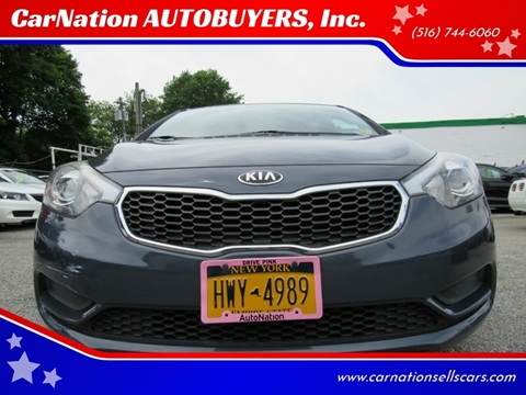 2014 Kia Forte for sale at CarNation AUTOBUYERS, Inc. in Rockville Centre NY