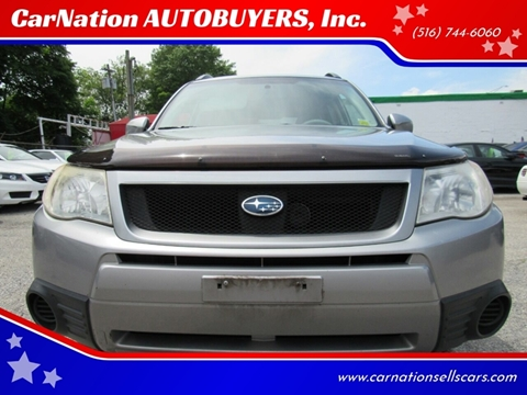 2009 Subaru Forester for sale at CarNation AUTOBUYERS, Inc. in Rockville Centre NY