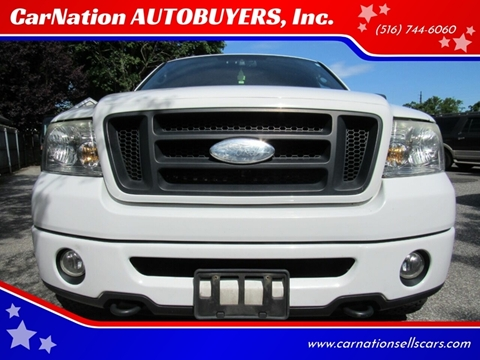 2007 Ford F-150 for sale at CarNation AUTOBUYERS, Inc. in Rockville Centre NY