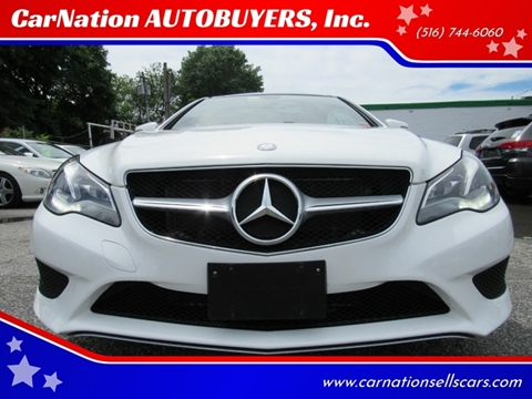 2014 Mercedes-Benz E-Class for sale at CarNation AUTOBUYERS, Inc. in Rockville Centre NY