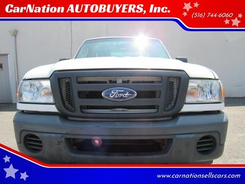2010 Ford Ranger for sale at CarNation AUTOBUYERS, Inc. in Rockville Centre NY