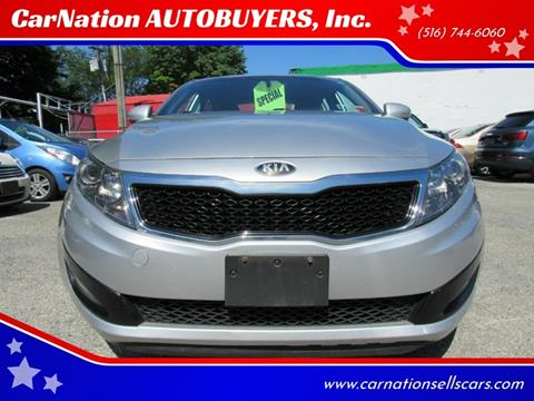 2013 Kia Optima for sale at CarNation AUTOBUYERS, Inc. in Rockville Centre NY