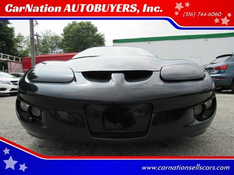 1998 Pontiac Firebird for sale in Rockville Centre, NY