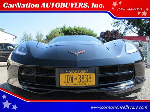 2019 Chevrolet Corvette for sale in Rockville Centre, NY