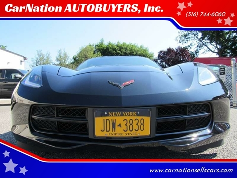 2019 Chevrolet Corvette for sale at CarNation AUTOBUYERS, Inc. in Rockville Centre NY