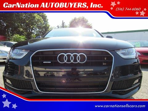2014 Audi A4 for sale at CarNation AUTOBUYERS, Inc. in Rockville Centre NY