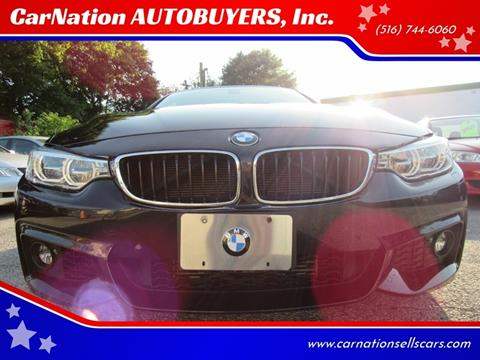 2015 BMW 4 Series for sale at CarNation AUTOBUYERS, Inc. in Rockville Centre NY