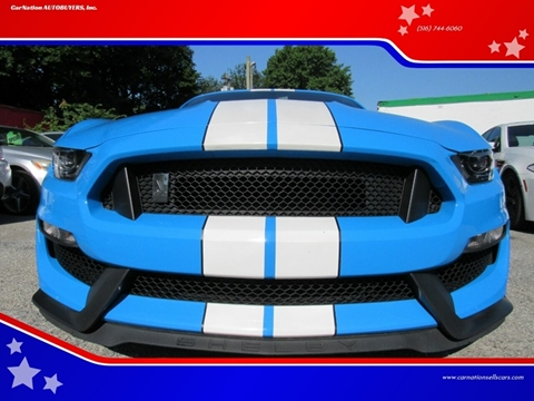 2017 Ford Mustang for sale at CarNation AUTOBUYERS, Inc. in Rockville Centre NY