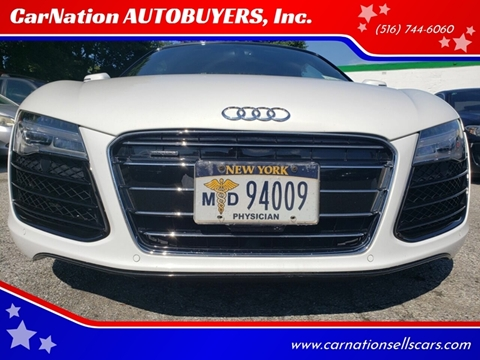 2014 Audi R8 for sale at CarNation AUTOBUYERS, Inc. in Rockville Centre NY
