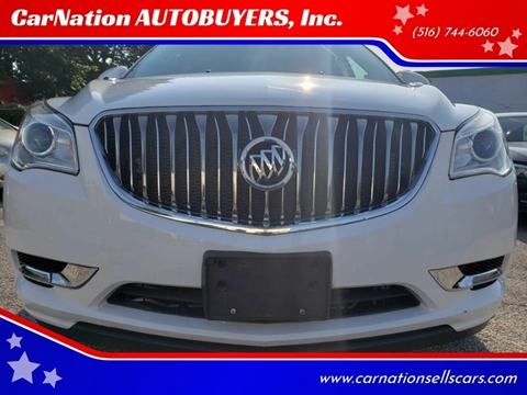 2017 Buick Enclave for sale at CarNation AUTOBUYERS, Inc. in Rockville Centre NY