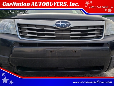 2010 Subaru Forester for sale at CarNation AUTOBUYERS, Inc. in Rockville Centre NY