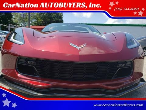 2018 Chevrolet Corvette for sale at CarNation AUTOBUYERS, Inc. in Rockville Centre NY