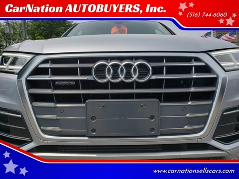 2018 Audi Q5 for sale at CarNation AUTOBUYERS, Inc. in Rockville Centre NY