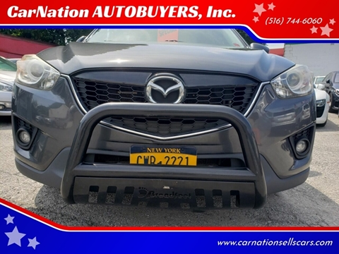 2014 Mazda CX-5 for sale at CarNation AUTOBUYERS, Inc. in Rockville Centre NY