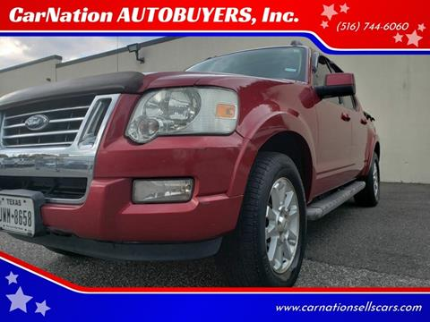 2007 Ford Explorer Sport Trac for sale at CarNation AUTOBUYERS, Inc. in Rockville Centre NY