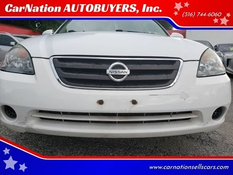 2002 Nissan Altima for sale at CarNation AUTOBUYERS, Inc. in Rockville Centre NY