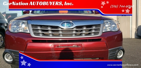 2013 Subaru Forester for sale at CarNation AUTOBUYERS, Inc. in Rockville Centre NY