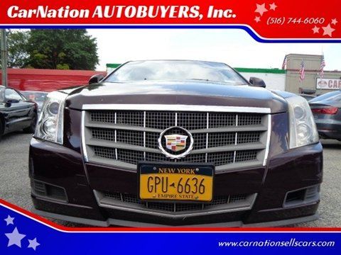 2009 Cadillac CTS for sale at CarNation AUTOBUYERS, Inc. in Rockville Centre NY